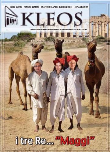 Kleos.IV.14 aprile 2012