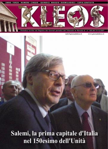 Kleos.V.15 Maggio 2010
