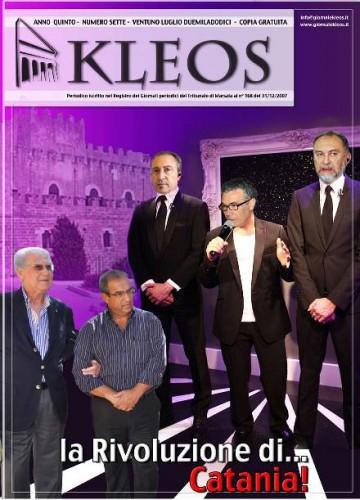 Kleos.VII.21 luglio 2012