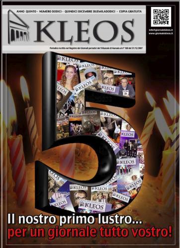 Kleos.XII.15 dicembre 2012