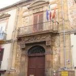 Partanna Palazzo Pisciotta Calandra XVII sec.-
