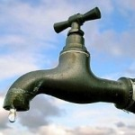 acqua rubinetto asciutto