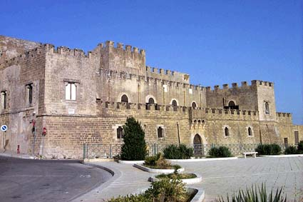 Castello GRIFEO Partanna bj