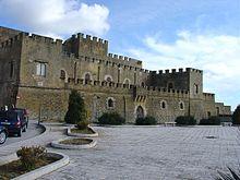 Partanna Castello_dei_Graffeo