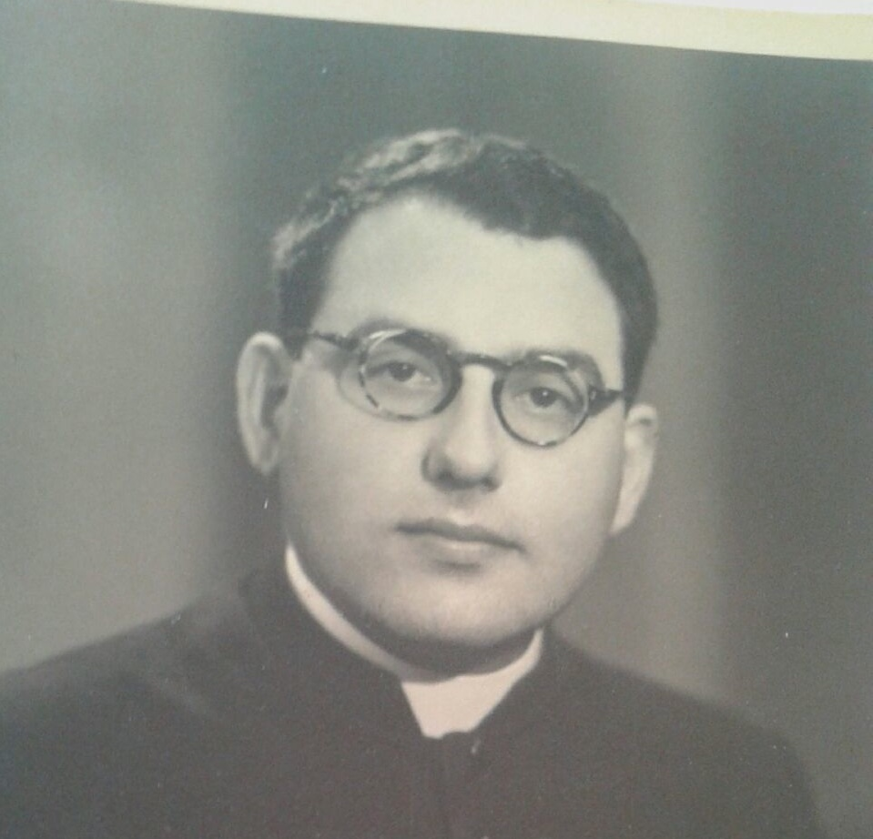 Padre Russo giovane