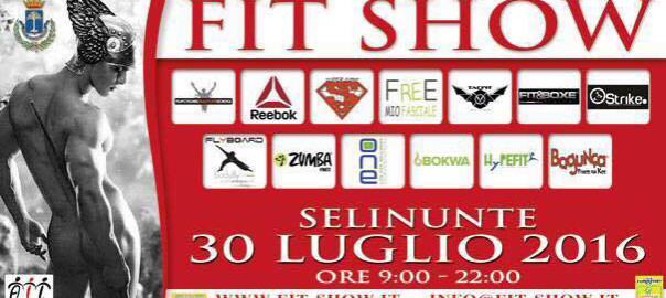 Fit-Show-Selinunte