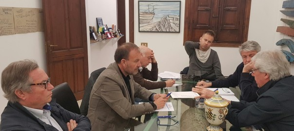 Riunione Coordinamento Filiera Ittica Mazara 17-03-2017