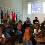 Studenti I.S. Libero Grassi al Distretto