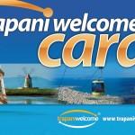 Trapani welcome card