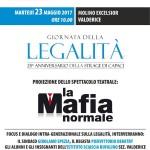 Proiezione la mafia normale