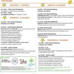 Programma festival di filosofia d'a-mare