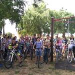 tutti in bici manifestazione