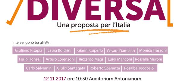 Diversa - Campo Progressista - 12 Novembre 2017