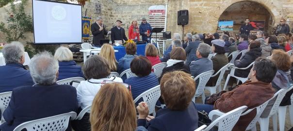 II Sagra del Vino Novello_ La presentazione dell'arch. Mario Tumbiolo