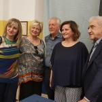 I prof. Sabatini e Favilli e le docenti della Rete Sophia