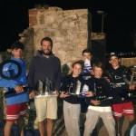 premiazioni Caniottieri Marsala Trofeo Optimist Italia Kinder+Sport 2018