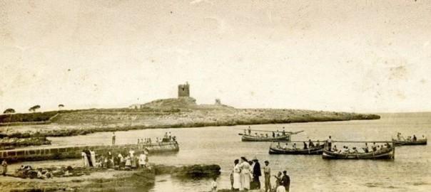 Antico porticciolo di Isola delle Femmine
