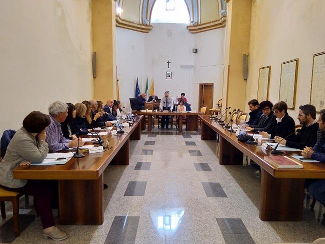 Partanna, la seduta del Consiglio comunale