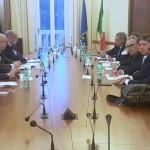 Roma - Incontro al Ministero alla Salute