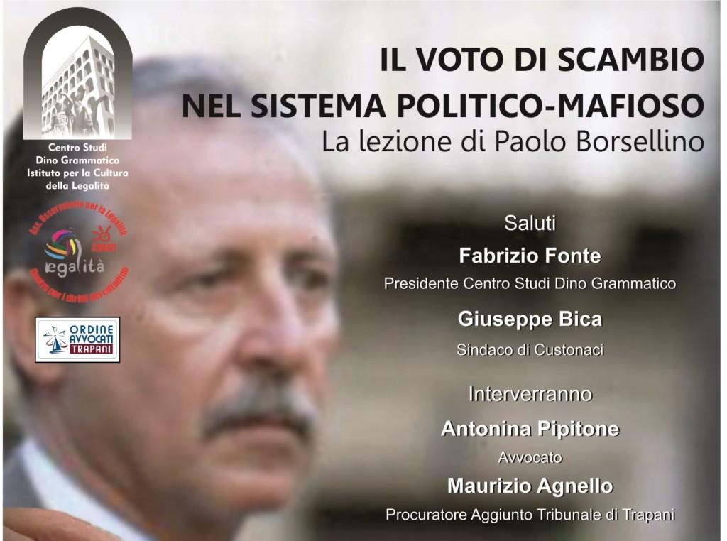 Borsellino - 24 gennaio 2019