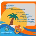 bando_spiaggia disabili