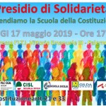 presidio solidarietà