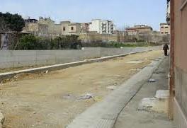 Manutenzione strade a Castelvetrano