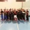 La rappresentativa partannese di kick boxing a Riccione ai campionati italiani  dal 26 al 28 aprile
