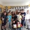 I giovani in gara allo Juventus Club Doc Partanna