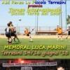 """Dal 14 giugno  """"1°Trofeo Internazionale Sicilia Terra del Sole – """"1° Memorial Luca Marini"""""""