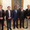 Visita del Ministro delle Risorse Ittiche dello Yemen al Distretto  Possibilità di cooperazione a partire dalla pesca